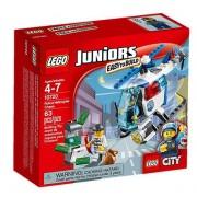 LEGO Juniors 10720 Pronásledování s policejní helikoptérou