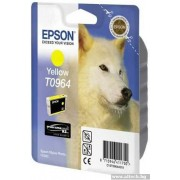 EPSON Yellow Inkjet Cartridge for Stylus Photo R2880 (C13T09644010)