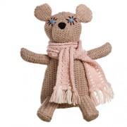 Orsa Fifì, orso da collezione in lana fatto a mano