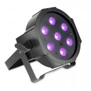 Cameo Flat PAR Can 1 UVIR Spot UV