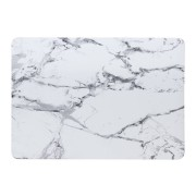 iPouzdro.cz Polykarbonátové pouzdro / kryt na MacBook Air 13 (2018) - Marble White