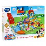 Estación de Tren Mickey Disney Tut tut Bólidos - Vtech