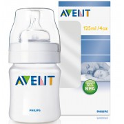 Avent Biberon 125ml PP 0% BPA