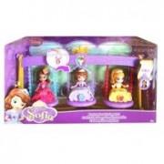 Mattel Pack de 3 mini figurines Princesse Sofia Disney - La Balançoire enchantée (#63)