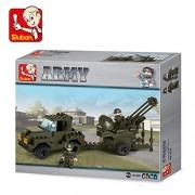 Sluban AIR FORCE-221PCS ( M38-B7300 ) (Lego compatible)