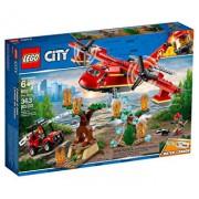 LEGO City, Avionul pompierilor 60217