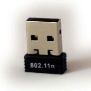 Tizzbird USB 11n Wifi-antenn Svart