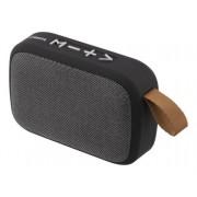 Streetz portabel bluetooth-högtalare med FM-radio