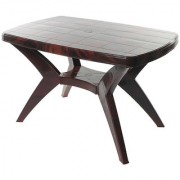 Cello Plastic Foldable Dining Table