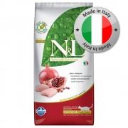 N&D Grain Free Cat Farmina N&D Grain Free Adult Cat Pollo e Melograno Neutered - 5 kg