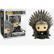 Funko Pop Cersei Lannister Iron Throne de Game of Thrones