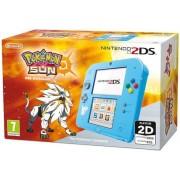 Consola Nintendo 2DS + Pokemon Sun Limited (Albastru)