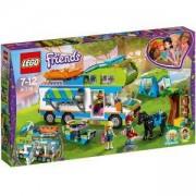 Конструктор Лего Френдс - Кемперът на Mia, LEGO Friends, 41339