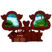 Constellation Photo Frame 3 D Woodedn Puzzles Picture Frames Puzzle C Libra