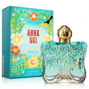 Anna sui - romantica exotica eau de toilette - 75 ml spray