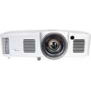 Videoproiector Optoma W316ST WXGA 3600 lumeni Alb