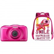 Nikon Coolpix W100 Backpack kit Roze