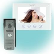 "Smart videokaputelefon-szett, 7"" LCD monitorral"