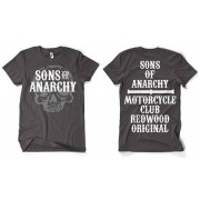 Sons Of Anarchy Motorcycle Club T- Shirt, Basic Tee