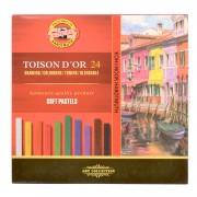 Set 24 de pasteluri toison d'or Koh-I-Noor K8584-24
