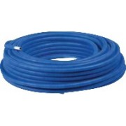 GENTECH 16x2 mm 5 rétegû PE-RT fûtéscsõ, szigetelt, kék