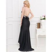 Black Formal Evening Dress