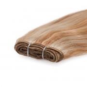 Rapunzel® Extensions Naturali Hair Weft Premium Liscio M7.4/8.0 Summer Blonde 50 cm
