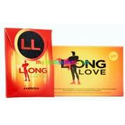 Long Love kapszula Férfiaknak, 5+1 doboz ajándékba