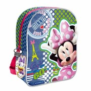 Ghiozdan gradinita Minnie Mouse Style on the Go Starpak