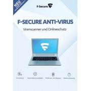 F-Secure Antivirus 2019 3 Dispositivi 1 Anno