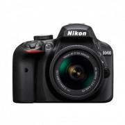 Nikon D3400 Aparat Foto DSLR 24.2MP CMOS Kit cu Obiectiv AF-P 18-55mm VR Negru