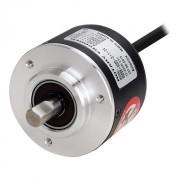 Inkrementalni enkoder E50S8-2000-3-T-1, fi50mm,2000 impulsa, ABZ, 5-24Vdc, IP50 Autonics