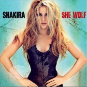 Video Delta Shakira - She Wolf - CD