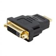 Conector DVI D hembra a HDMI macho X-Case ACCCADVI01