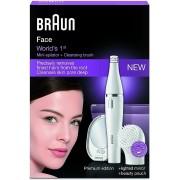 Epilator facial Braun Face 830 Editie premium