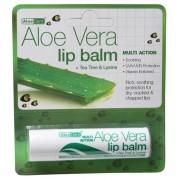 Natural Aloe Vera Lip Balm 4g