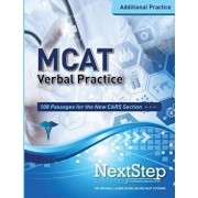 MCAT Verbal Practice: 108 Passages for the New Cars Section, Paperback/Bryan Schnedeker