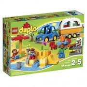 LEGO DUPLO Town 10602 Camping Adventure Building Kit