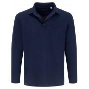E.Muracchini Polo-Shirt aus 100% Baumwolle E.Muracchini blau