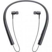 Casti audio in-ear cu microfon Sony MDREX750BTB NFC Bluetooth Hi-Res Negru