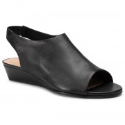 Сандали CLARKS - Sense Silk 261394514 Black Leather