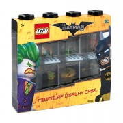 LEGO Batman Minifigure Display Case (Holds 8 Minifigures)