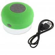 Eh Bocina Bluetooth Contra Agua Sumergible Y Manos Libres - Amrillo Verde Azul Rosa 4pcs
