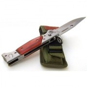 Prijam Knife Ak-47 Model Heavy Foldable Pocket Knife Most Selling Product Blade Size 12 Cm