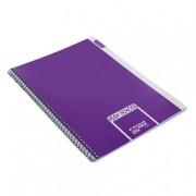Caderno Escolar A4 Capa Dura