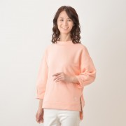 アディダス ビッグリニアスウェットクルー【QVC】40代・50代レディースファッション