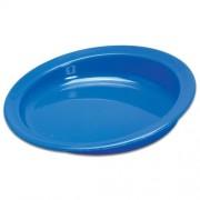 Homecraft Assiette antidérapante Scoop - Bleu
