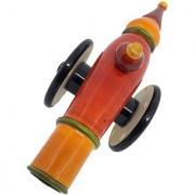 Kingini Wooden Cannon - Orange
