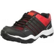 NXGEN Men's Casual   Sports   Running Shoes Running Shoes For Men (Red, Black) Outdoors For Men(Black, Red)