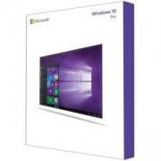 Операционна система с лицензен стикер Windows Pro 10 Win32 Eng Intl 1pk DSP DVD, FQC-08969